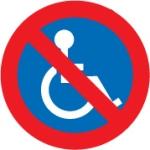 Discriminación a Discapacitados
